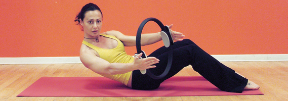 Pilates VS Functional Training: Il Ring