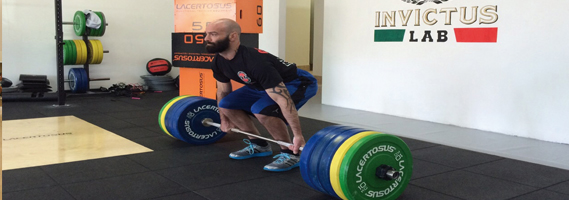 L'avanzata del Weightlifting