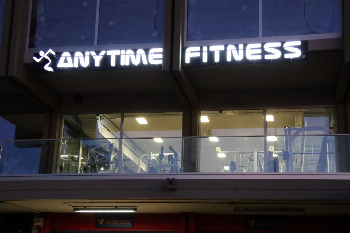 Anytime Fitness Boccea Roma- L'esterno.jpg
