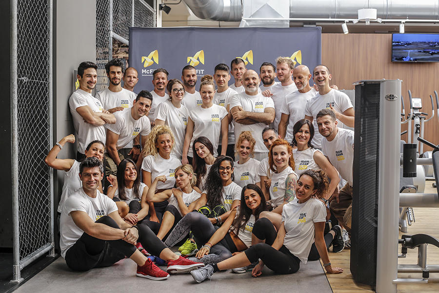"Train clean to feel good! McFit organizza un workshop a favore del training ""pulito"""