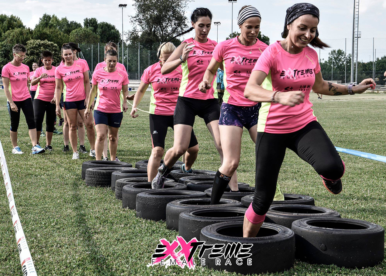 eXXtreme Female Race – Curtarolo (PD), 22 settembre 2019